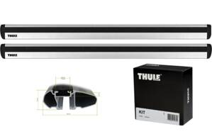 Thule Wing Bar 135cm, (Set 962/757)